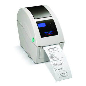 TSC TDP-225 Desktop Label Barcode Printer