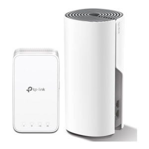 TP-Link Deco E3 AC1200 Whole Home Mesh Wi-Fi System (3 Pack)