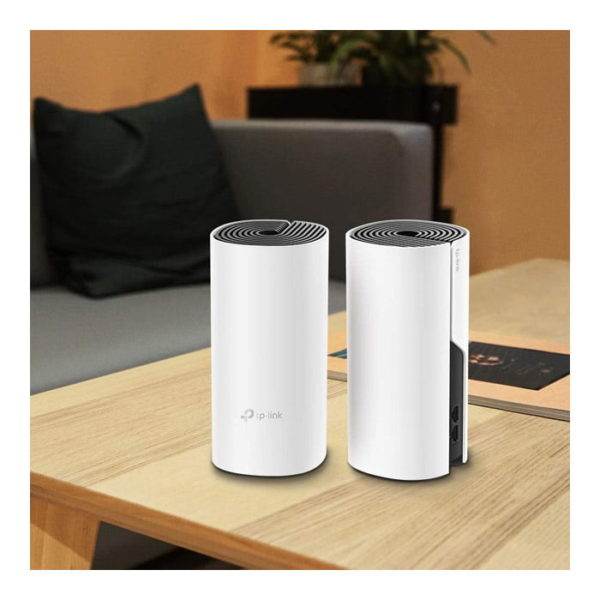 TP-Link Deco M4 AC1200 Deco Whole Home Mesh WiFi System (2 Pack)