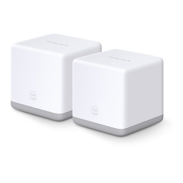 MERCUSYS Halo S3 300 Mbps Whole Home Mesh Wi-Fi System (2 Pack)