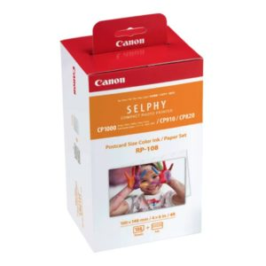 Canon RP-108 Color Original Ink (8568B001)