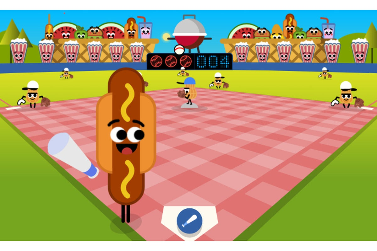 baseball 100900643 large.3x2 - 12 popular Google Doodle games you can still play