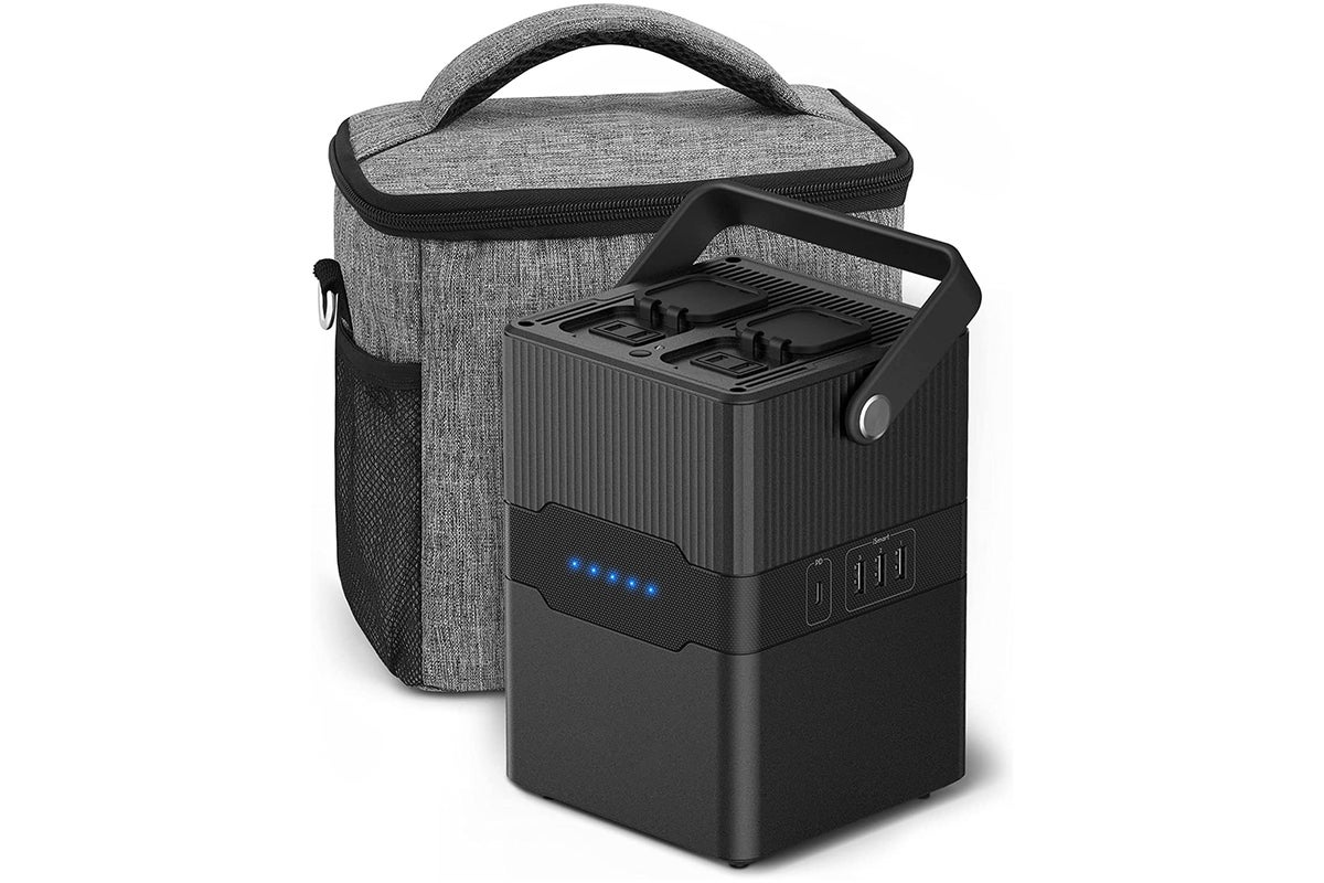 ravpowerportable power station 252.7wh power house 100901816 large.3x2 - RAVPower Portable Power Station 252.7Wh Power House review: Perfect for a weekend camping trip