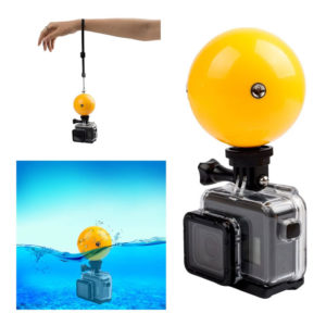Floating Water Accessories Kit for GOXTREME Insta 360 ONE X / Gopro Hero 10 9 8 7 Black White Silver 6 5 4 3 2 Fusion Action Camera