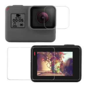 Tempered Glass Screen Protector for GoPro Hero 5 6 7 Black Lens Protection Protective